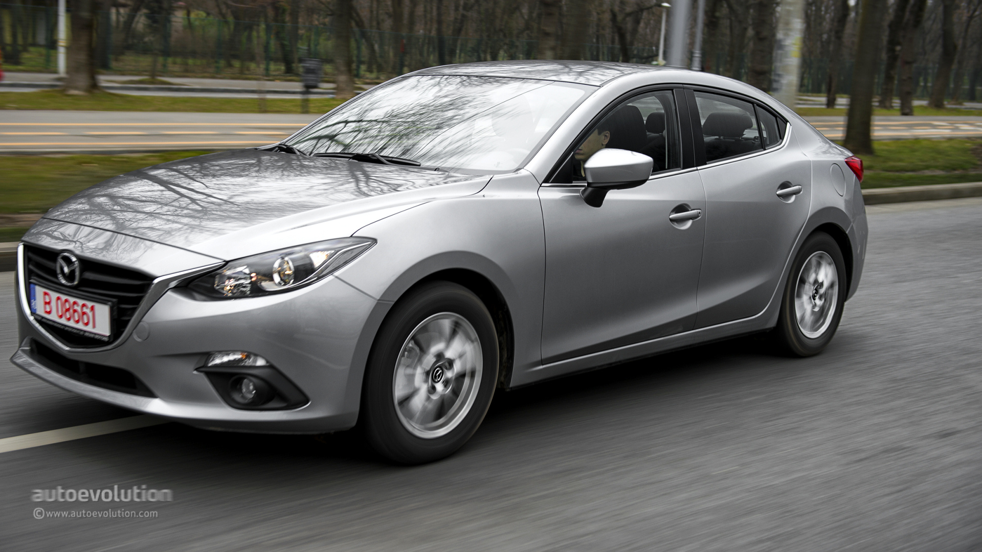2014 Mazda3 Sedan Review Autoevolution