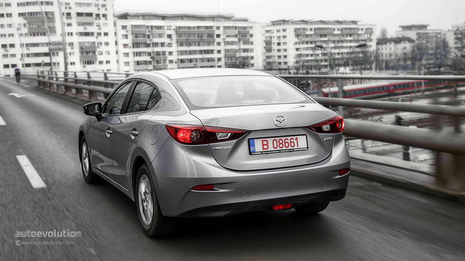2014 Mazda3 Sedan Review Autoevolution