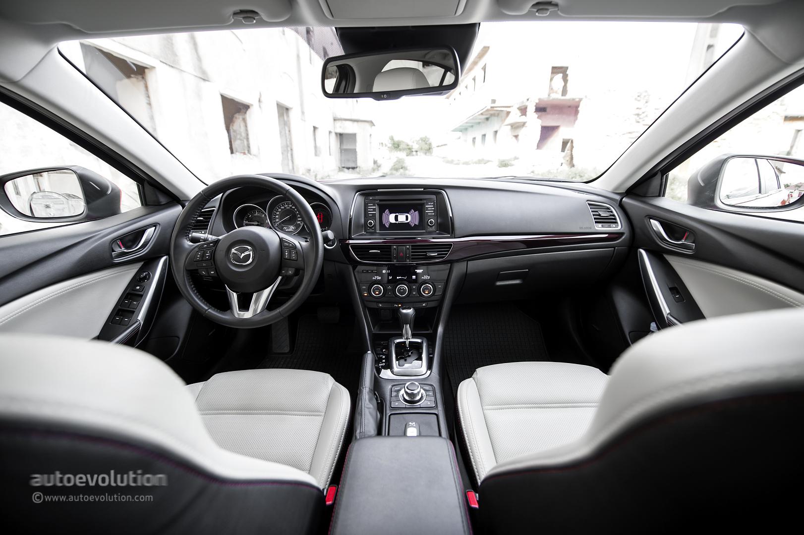 Mazda6 Review Autoevolution