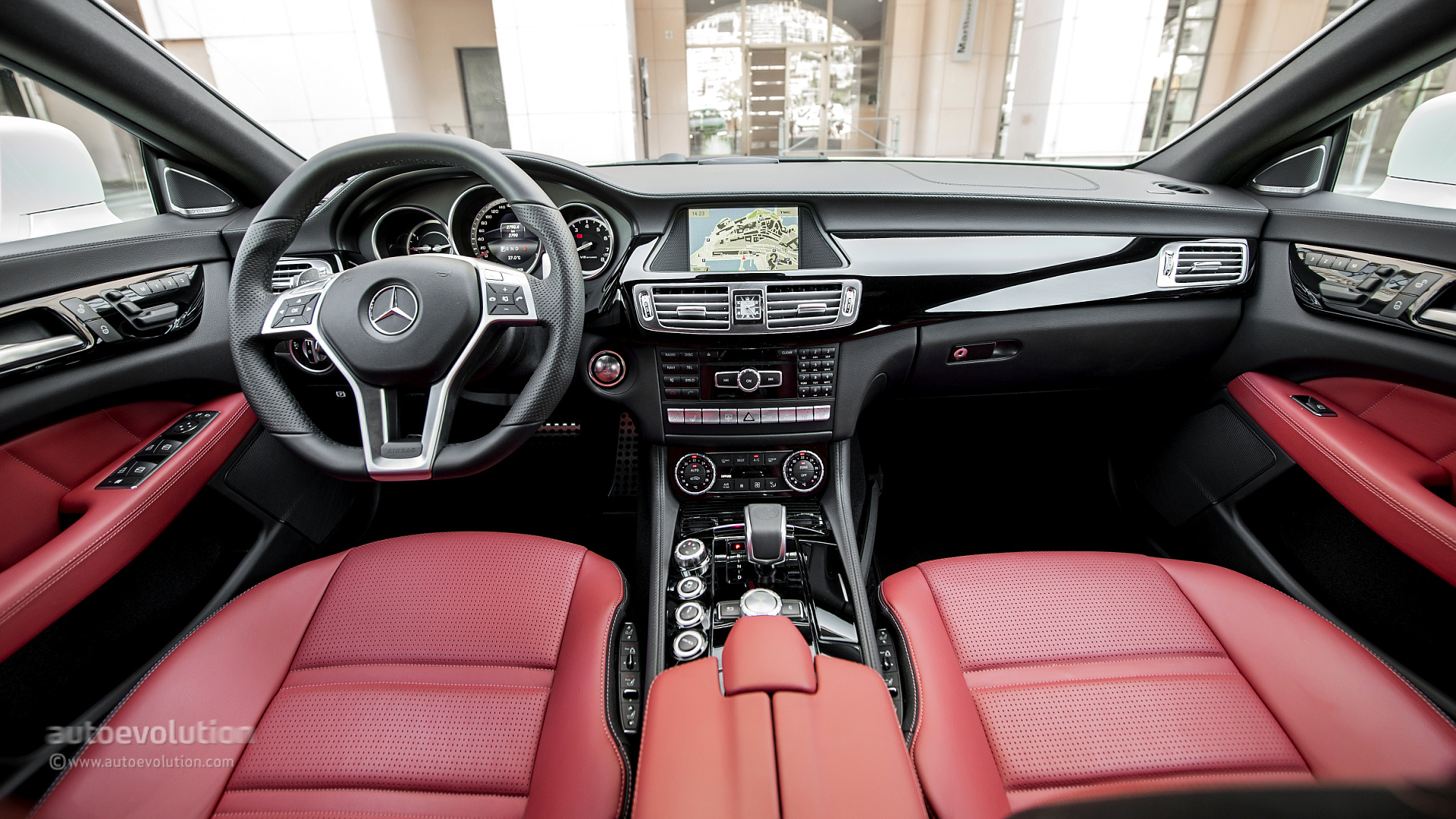 2014 Mercedes Benz Cls63 Amg 4matic Review Page 6