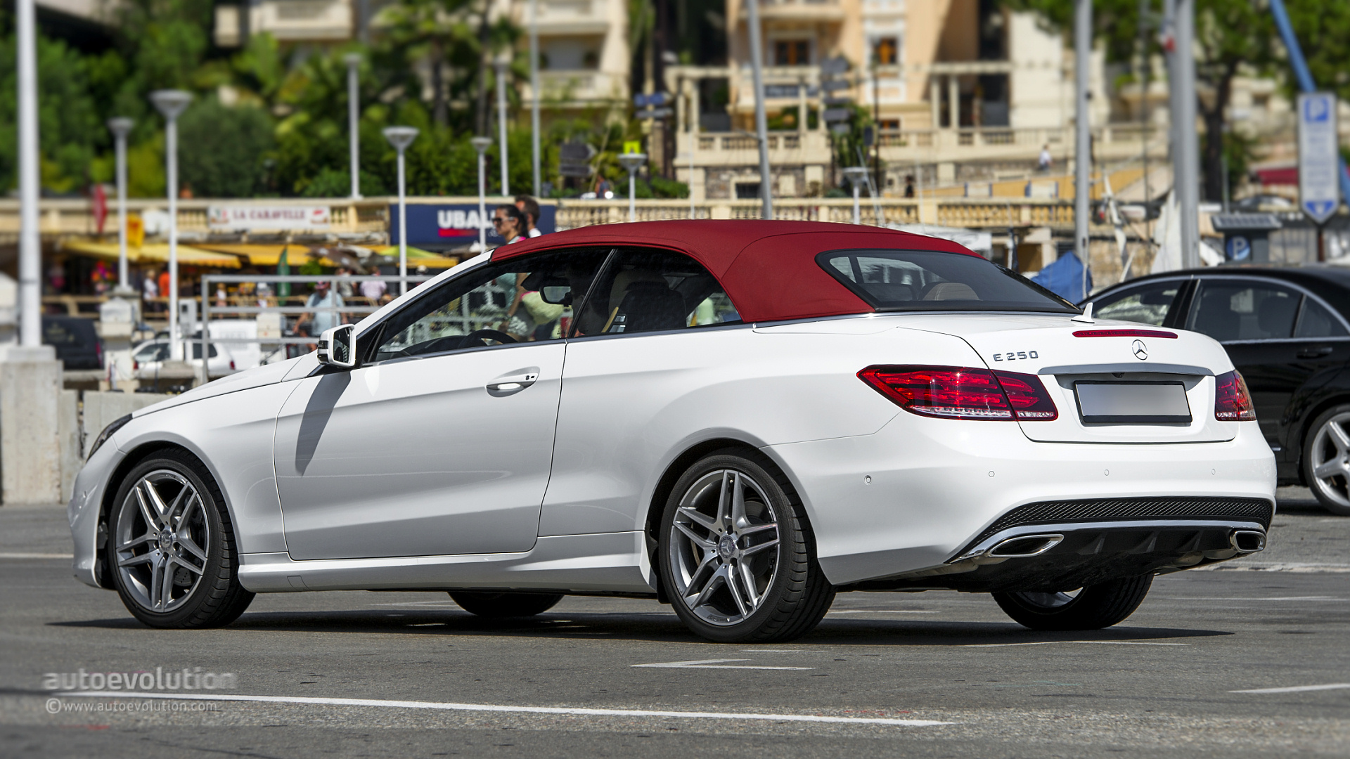 2014 MERCEDES-BENZ E-Class Cabriolet Review - autoevolution