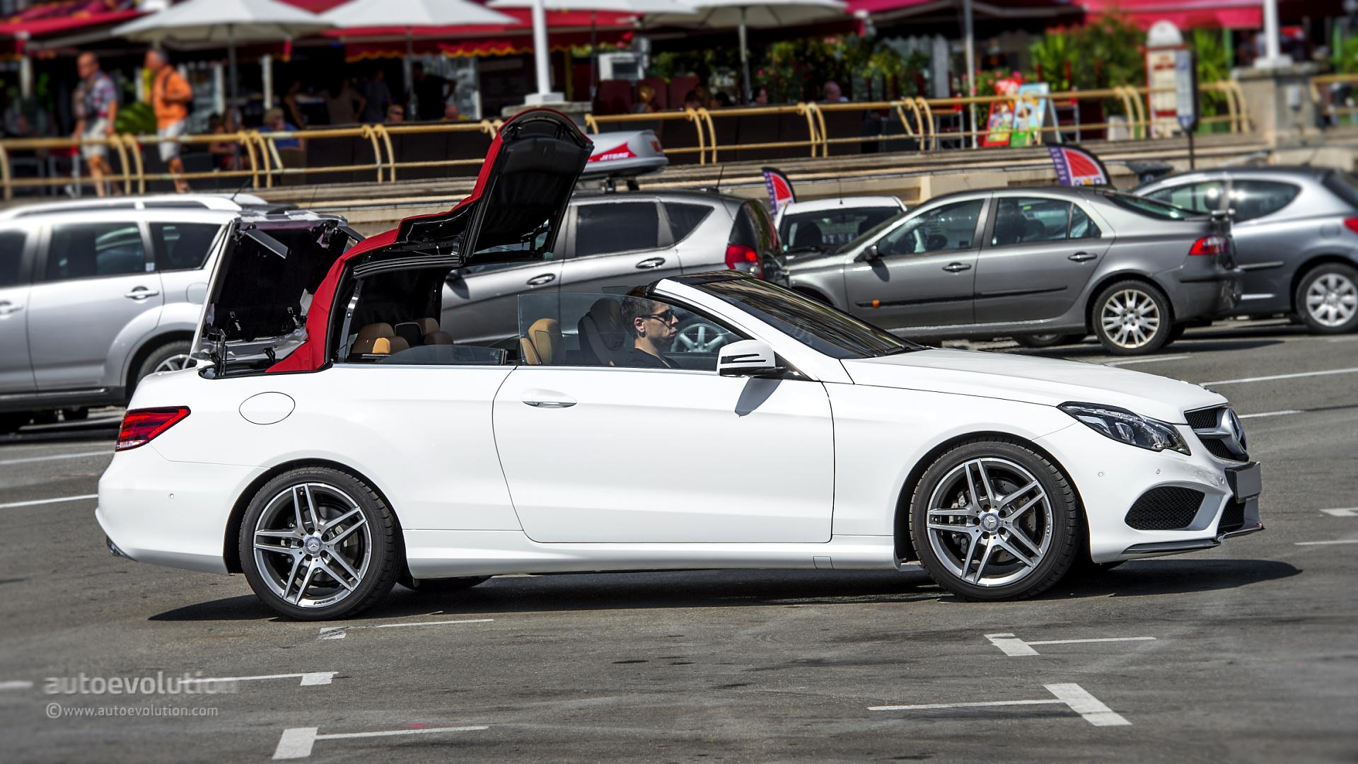 2014 mercedes benz e class cabriolet review autoevolution for Mercedes benz e350 convertible for sale