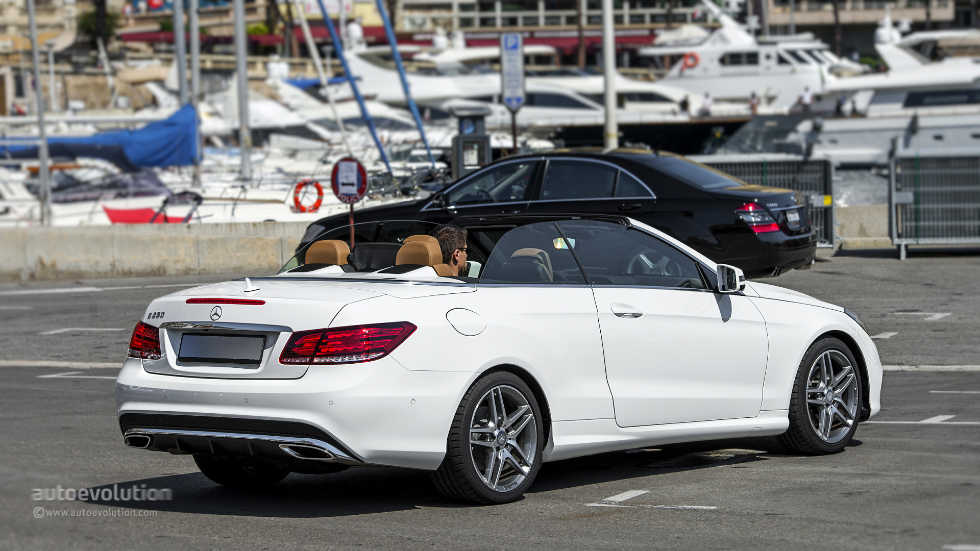 2014 mercedes benz e class cabriolet review autoevolution. Black Bedroom Furniture Sets. Home Design Ideas