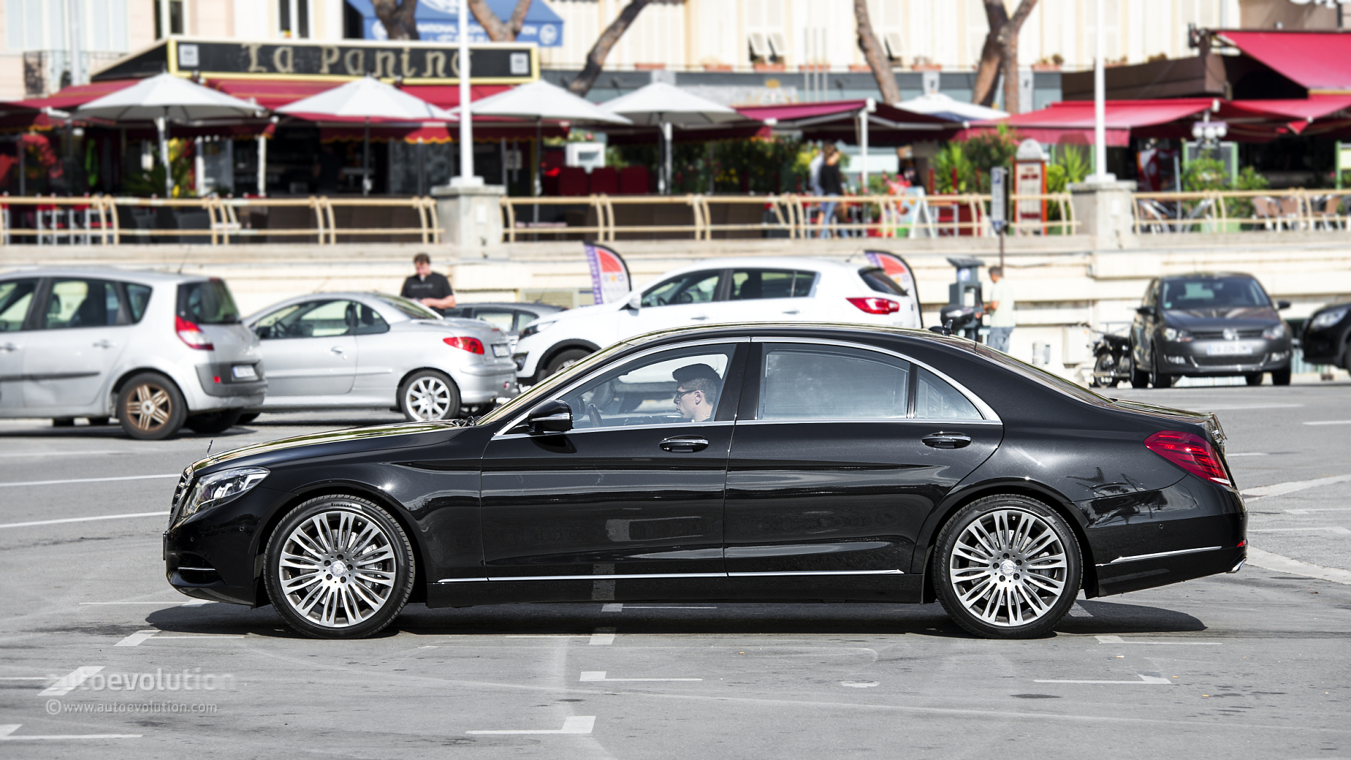 2014 mercedes benz s500 long review autoevolution for Mercedes benz s 500