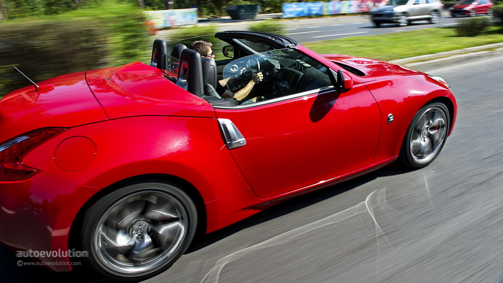 2014 nissan 370z roadster review autoevolution. Black Bedroom Furniture Sets. Home Design Ideas