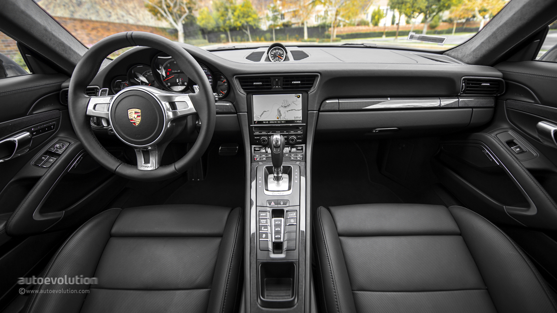 2014 porsche 911 turbo s review autoevolution