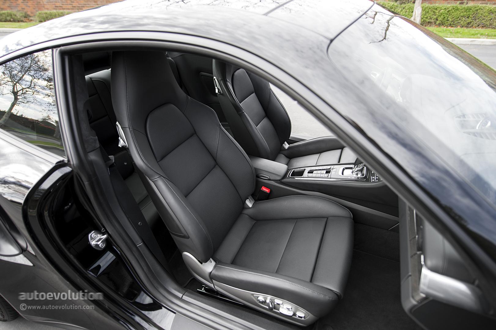 2014 Porsche 911 Turbo S Review Page 3 Autoevolution