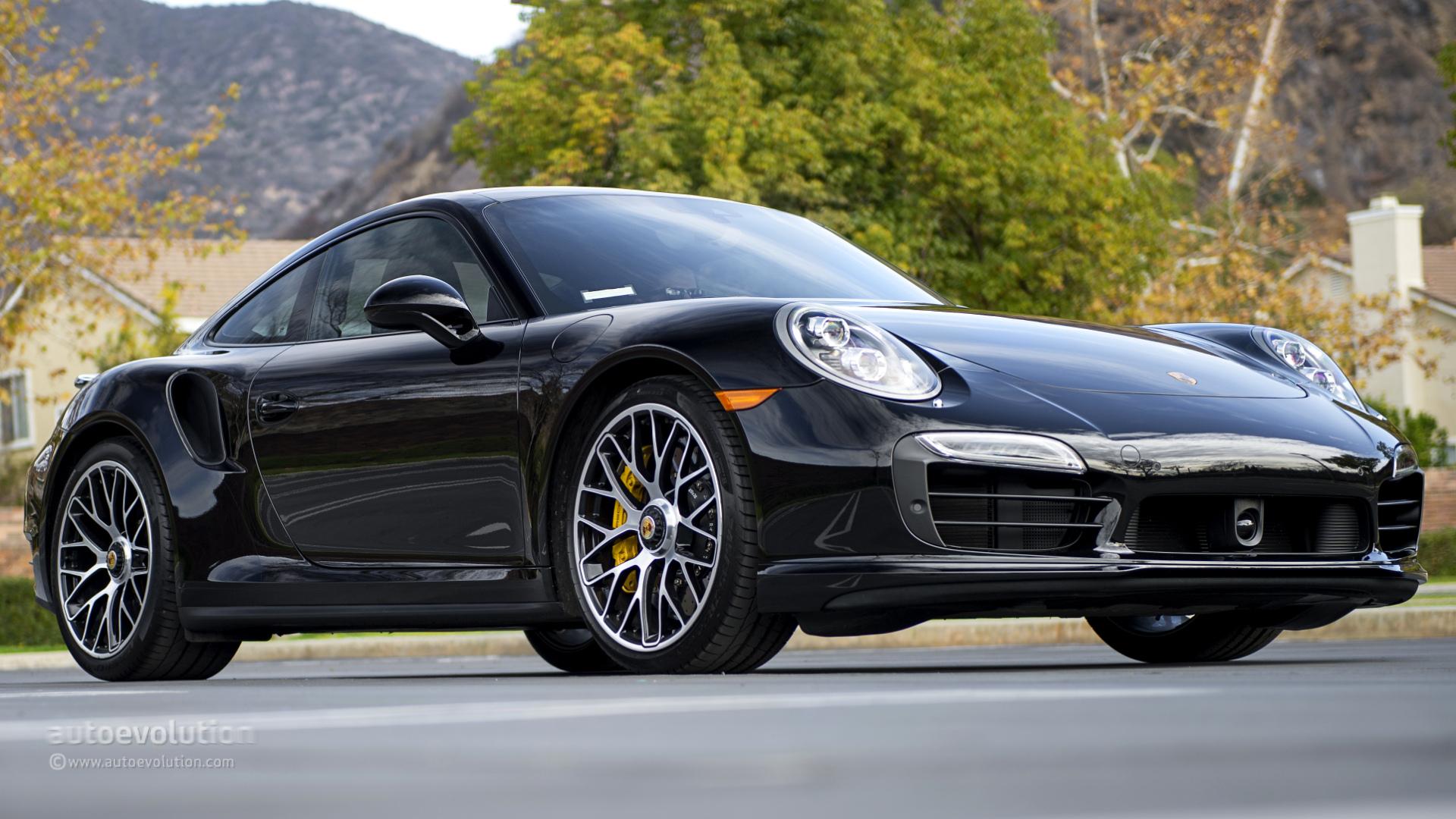 2014 porsche 911 turbo s specs