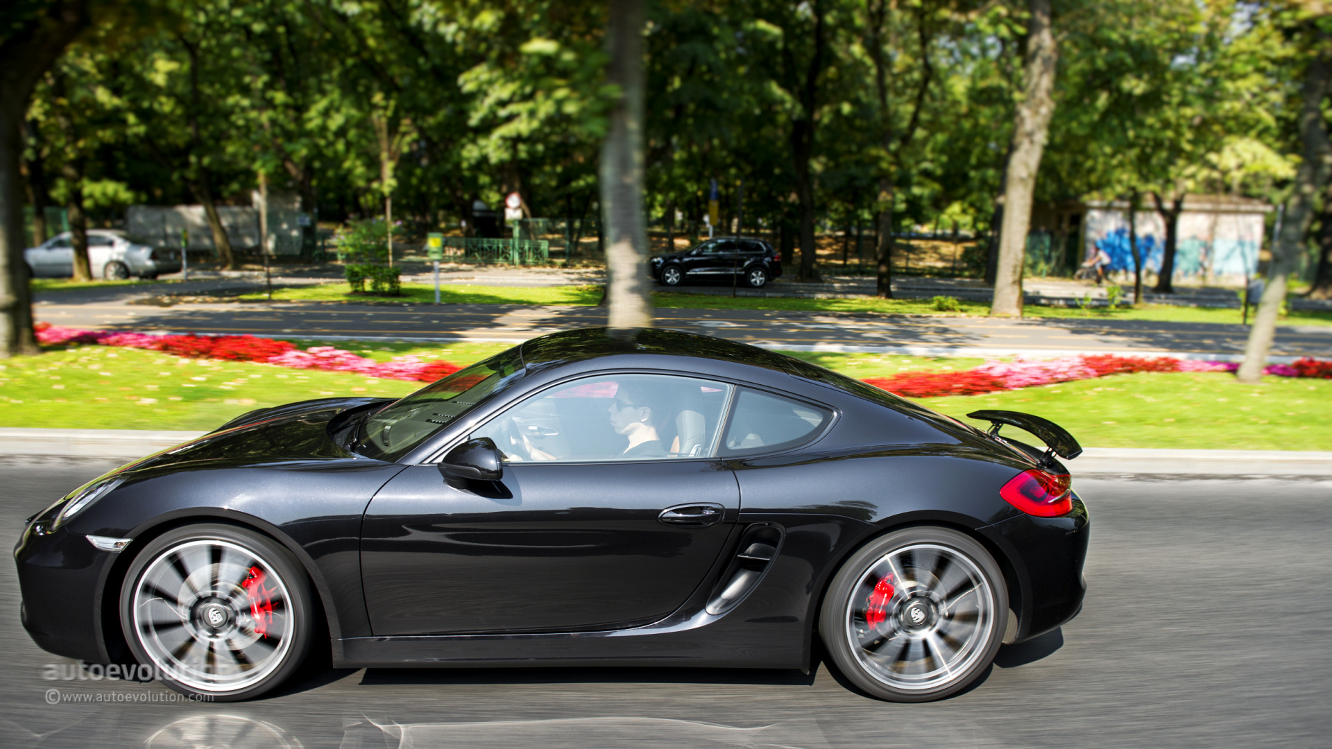 2014 Porsche Cayman S Review Autoevolution