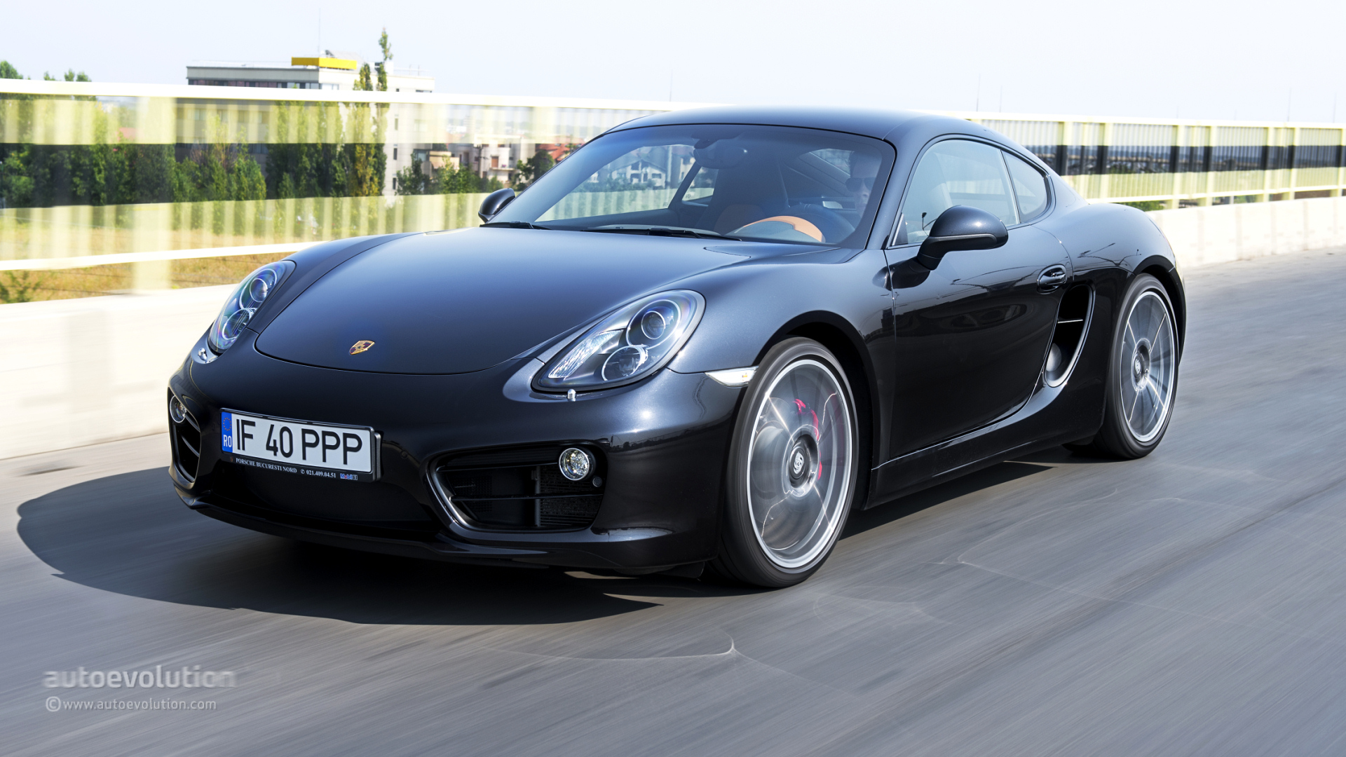 2014 porsche cayman s review autoevolution. Black Bedroom Furniture Sets. Home Design Ideas