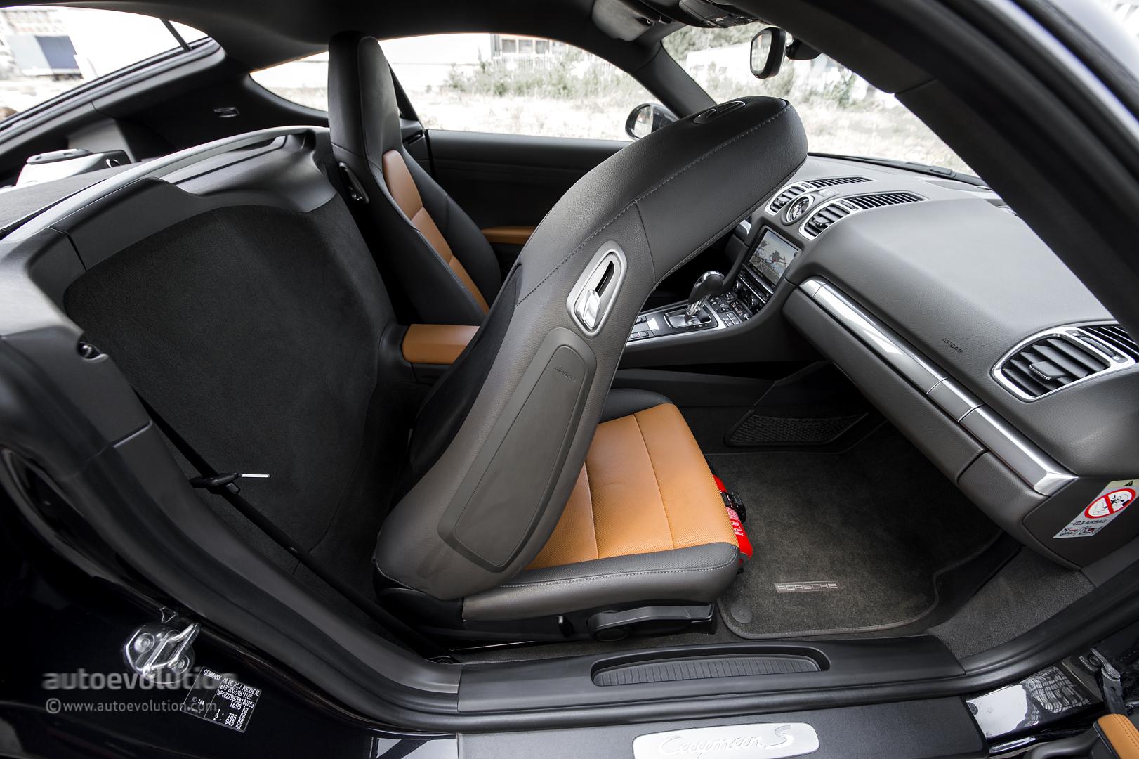 2014 PORSCHE Cayman S Review - autoevolution