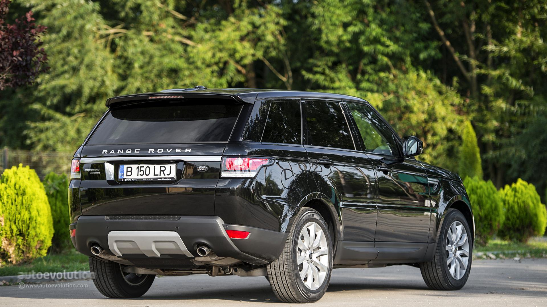 2014 range rover sport review autoevolution. Black Bedroom Furniture Sets. Home Design Ideas