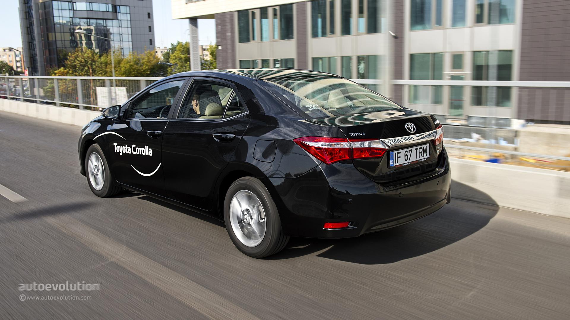 2014 TOYOTA Corolla Review Technical Data autoevolution