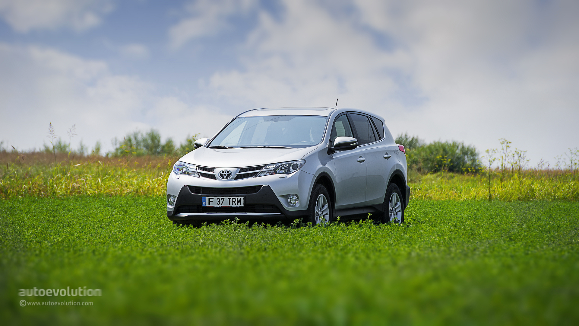 2014 Toyota RAV4 Reviews