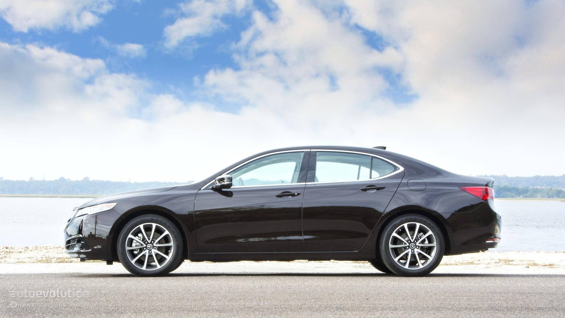 Original 2015 Acura TLX Review  Autoevolution