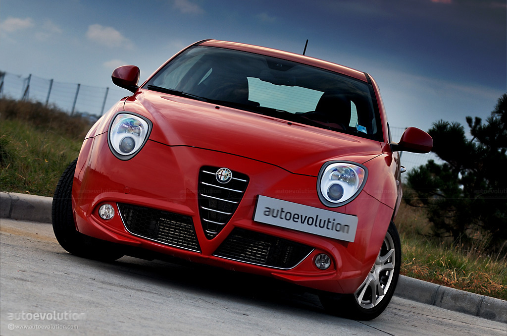 alfa romeo mito review autoevolution. Black Bedroom Furniture Sets. Home Design Ideas