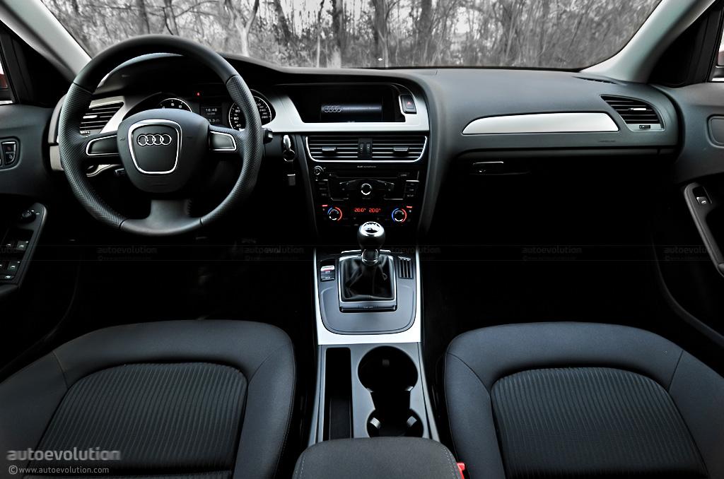Audi A4 Review Autoevolution