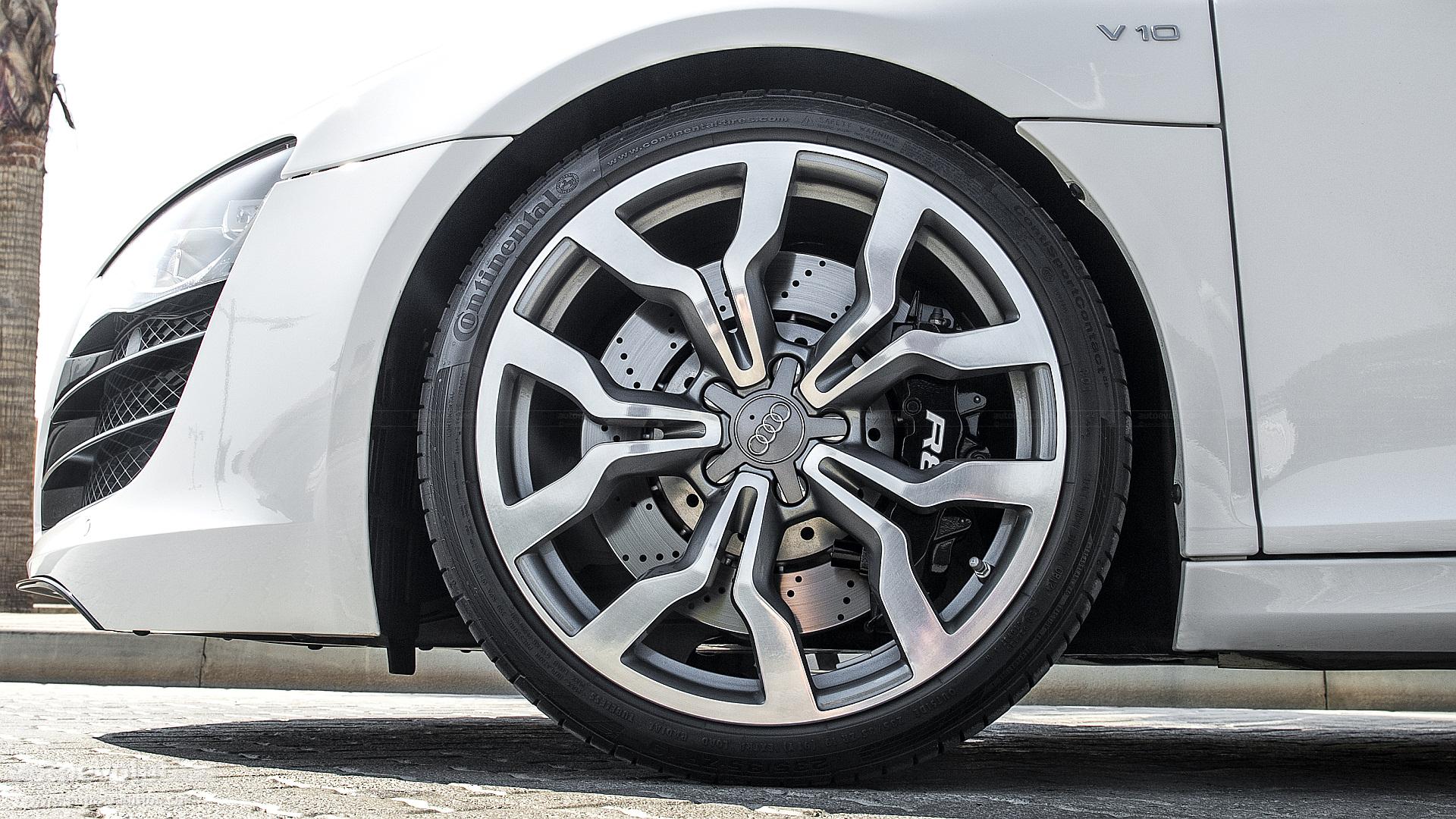 Audi R8 V10 Spyder Review Autoevolution