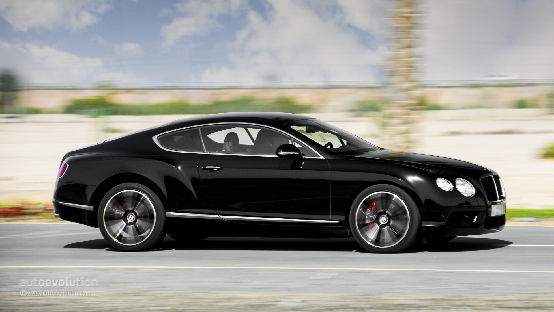 Bentley Continental Gt V8 Review Autoevolution