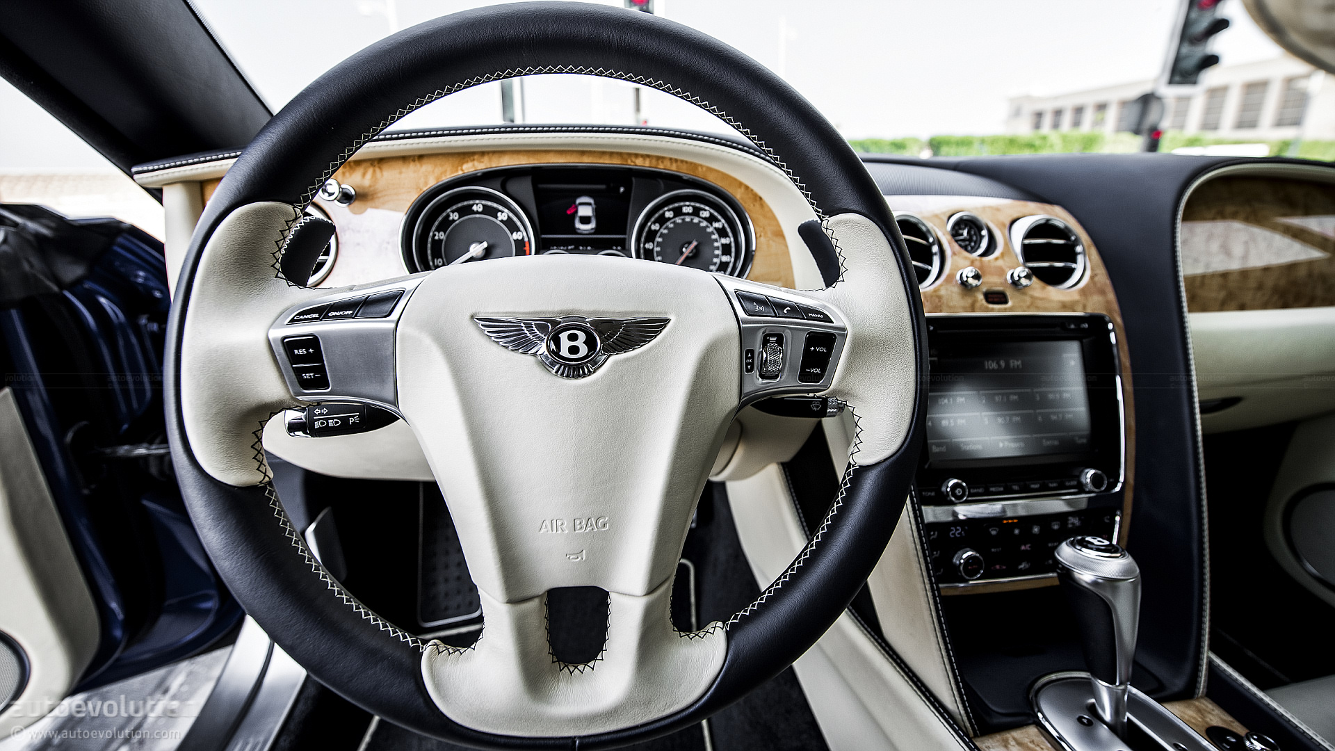 Vw Car Net Review >> BENTLEY Continental GT W12 Review - autoevolution
