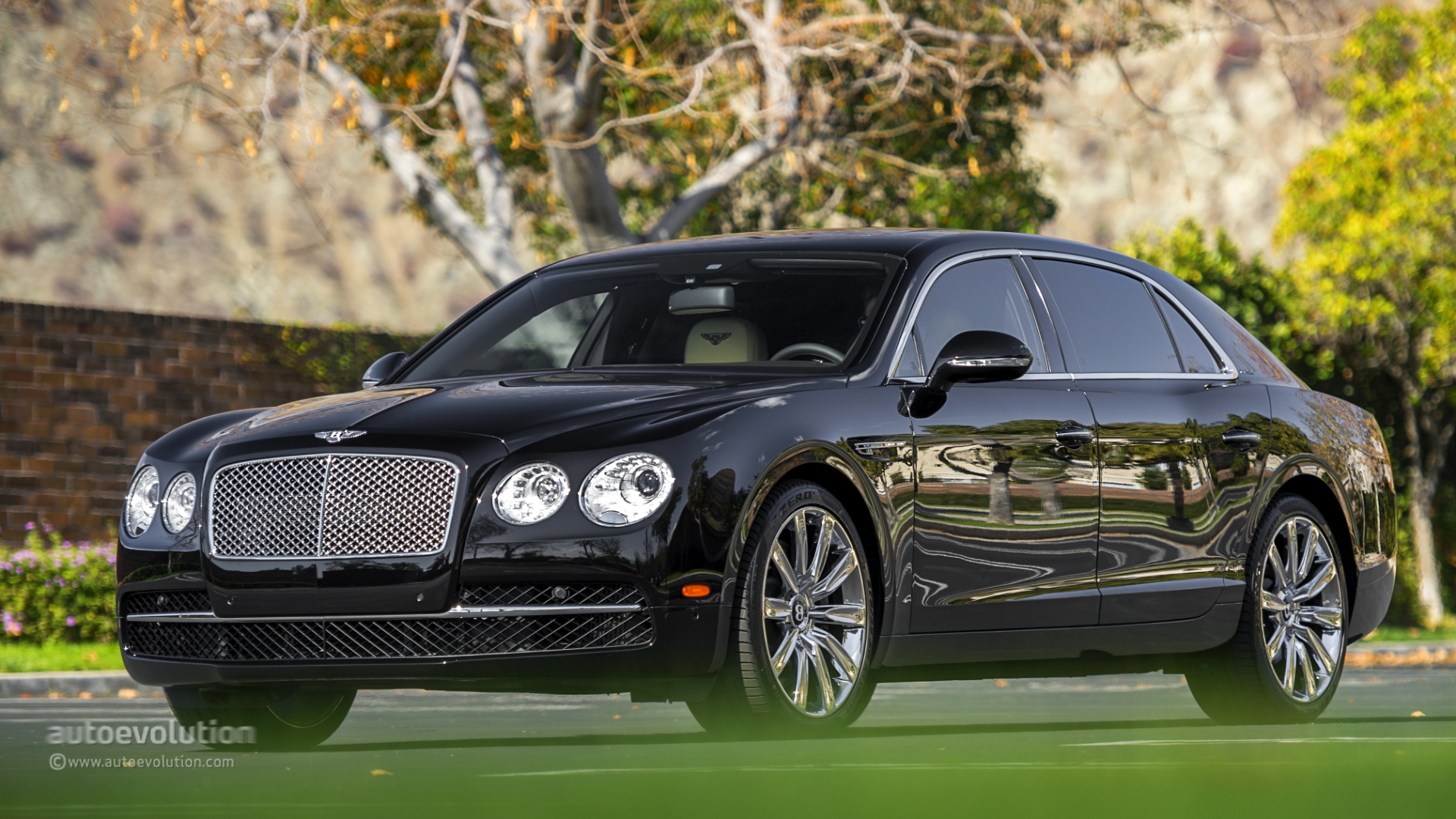 2014 bentley flying spur review autoevolution. Cars Review. Best American Auto & Cars Review