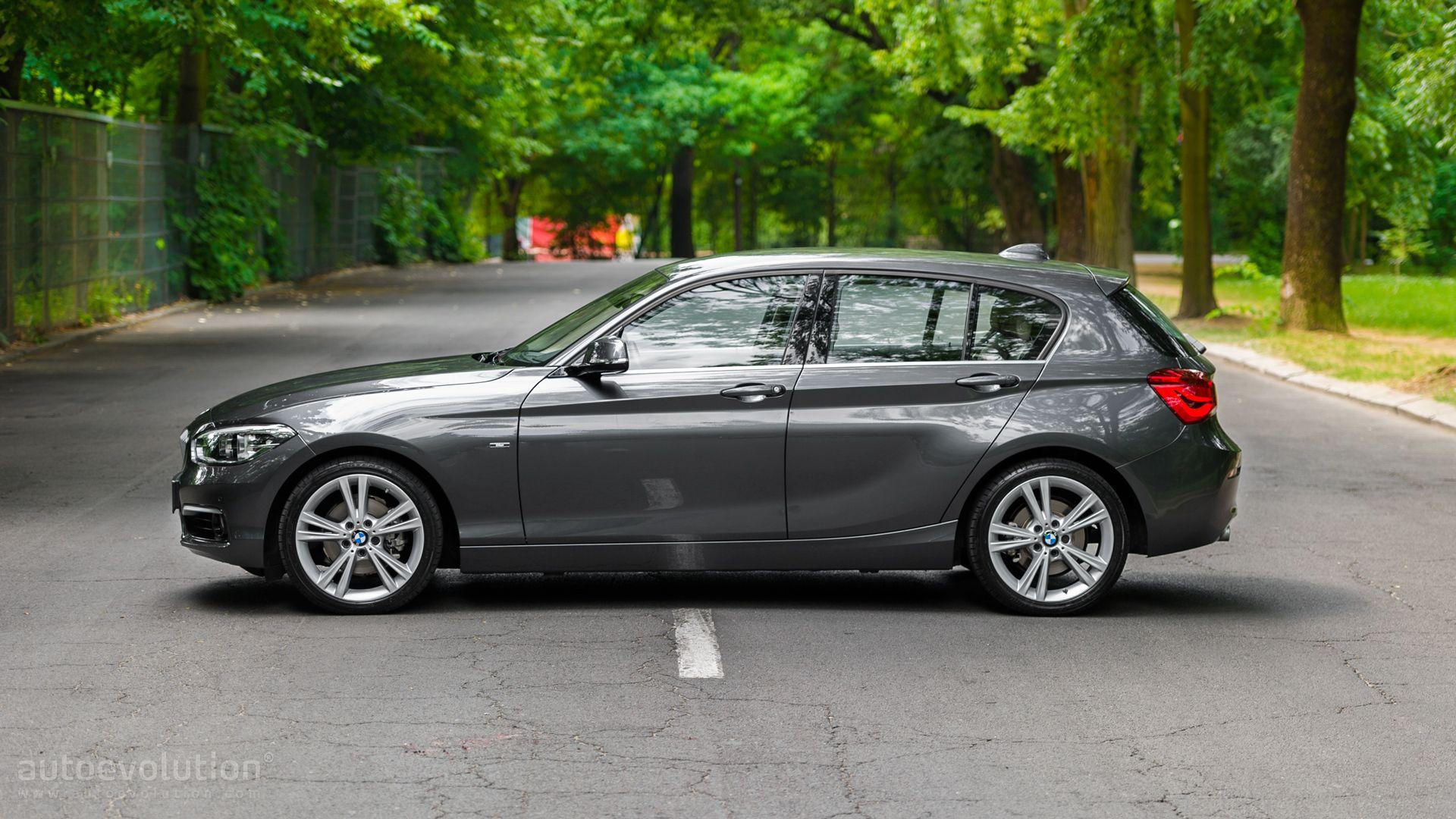 2015 BMW 1 Series Facelift Review - autoevolution