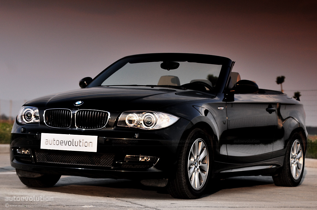 bmw 120i cabriolet review autoevolution. Black Bedroom Furniture Sets. Home Design Ideas