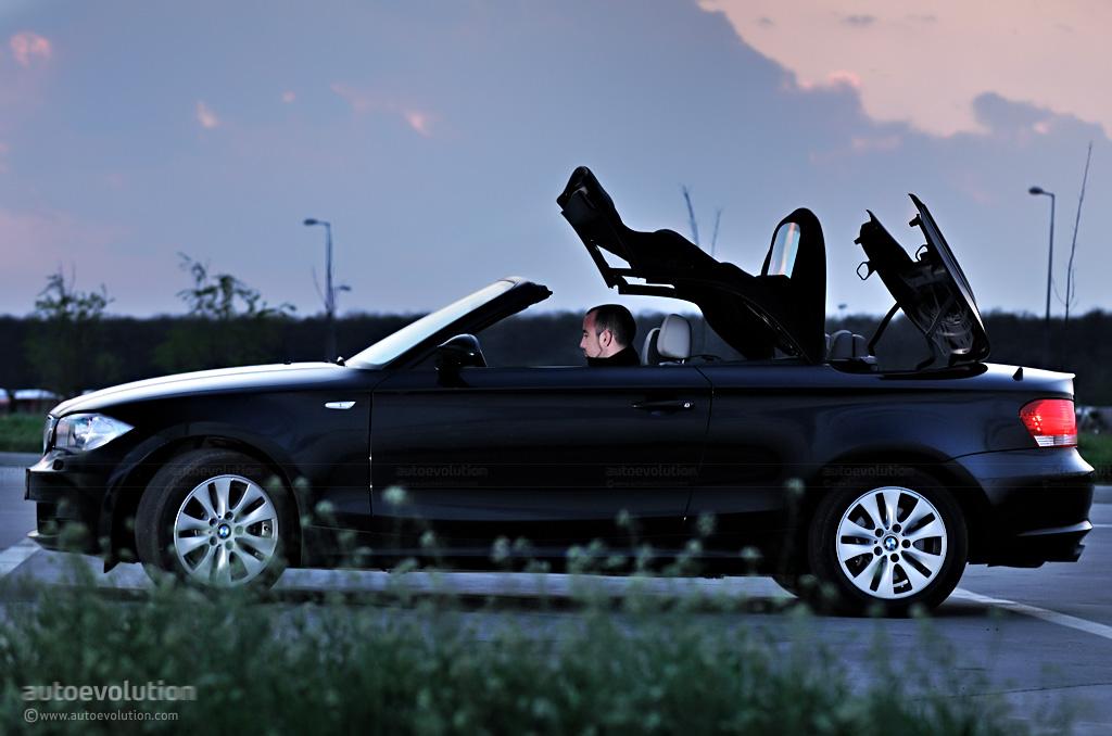 Bmw 120i Cabriolet Review Autoevolution
