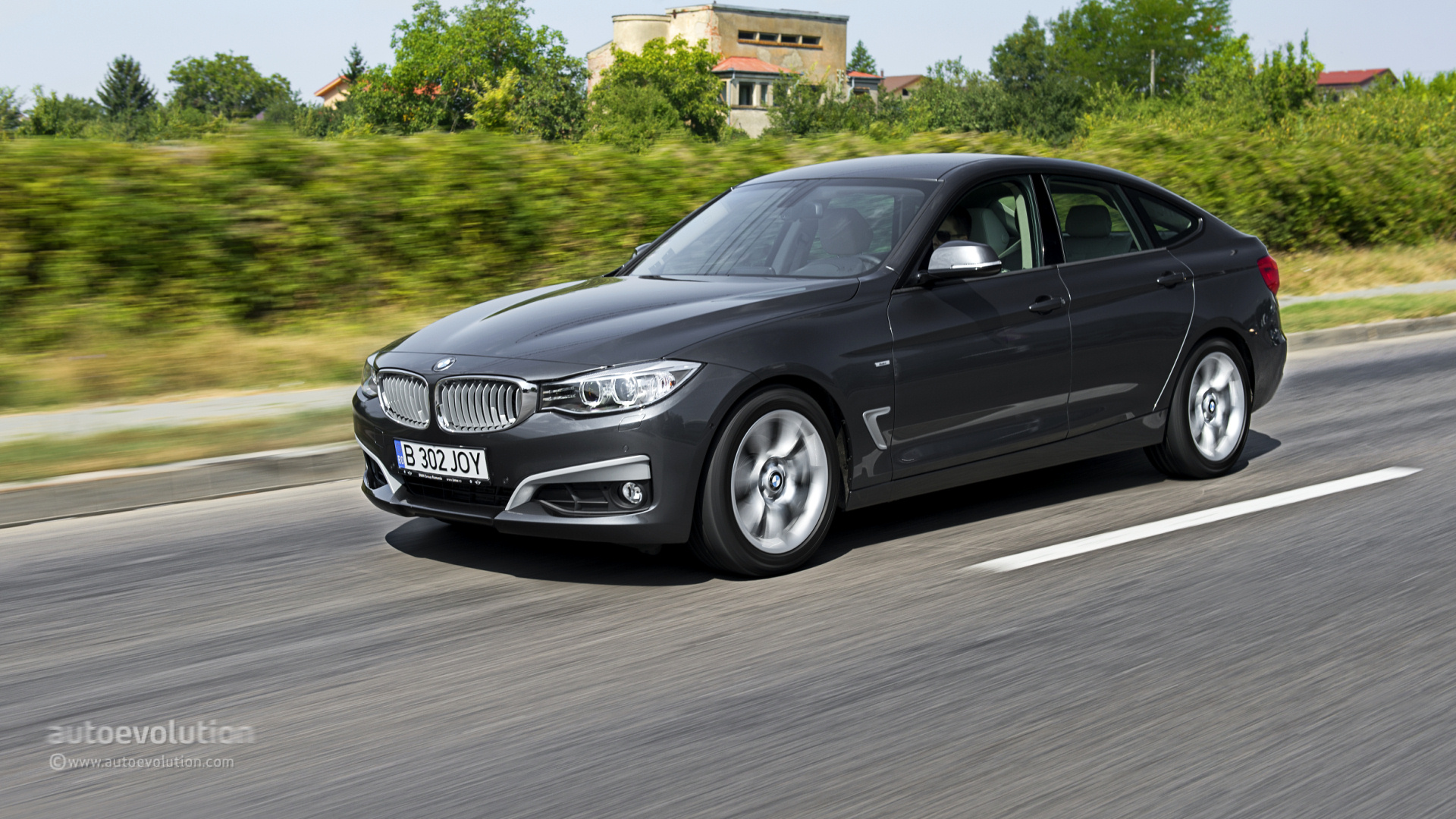 bmw 3 series gran turismo review autoevolution. Black Bedroom Furniture Sets. Home Design Ideas