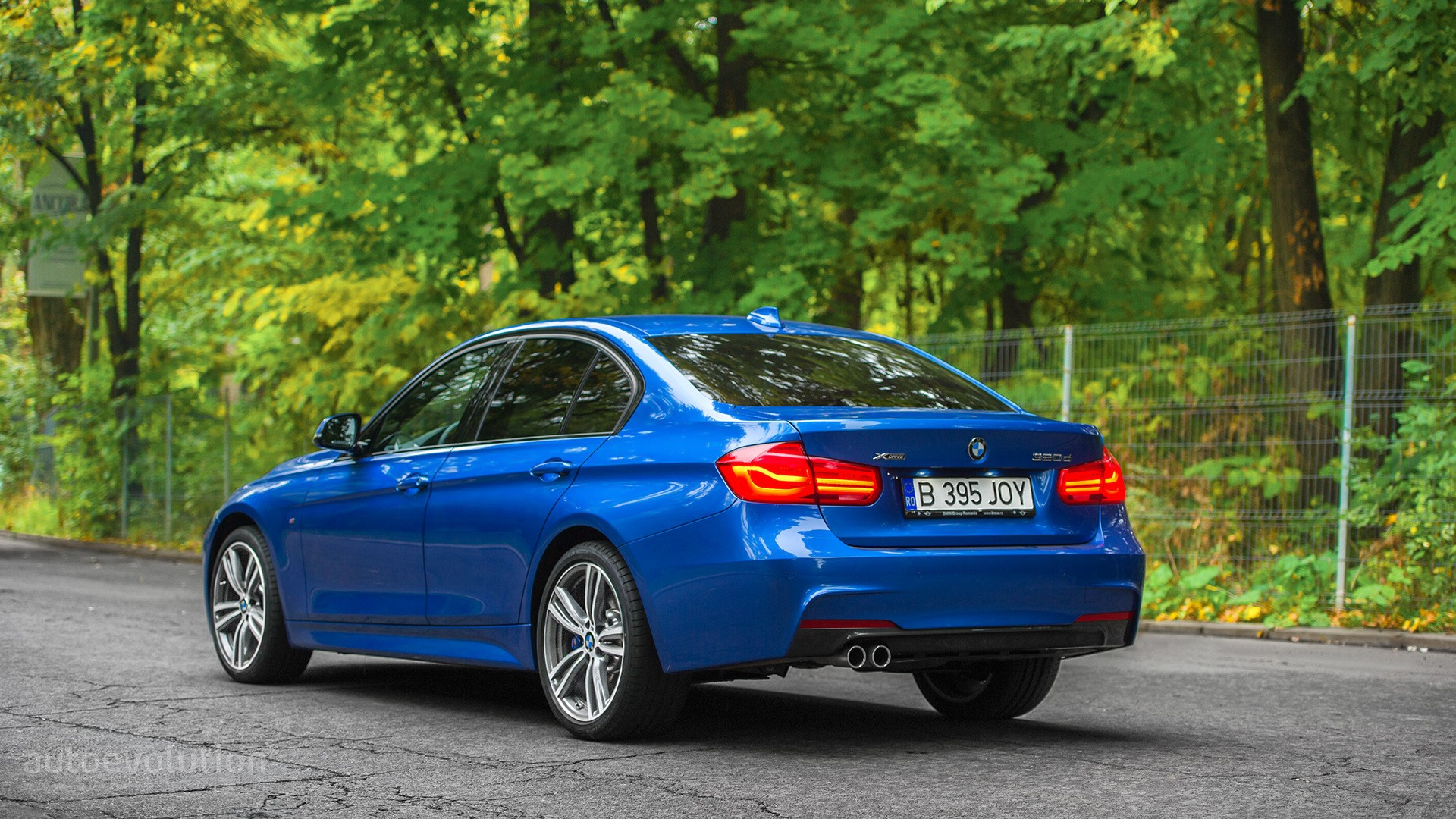 2016 Bmw 320d Xdrive Review Autoevolution