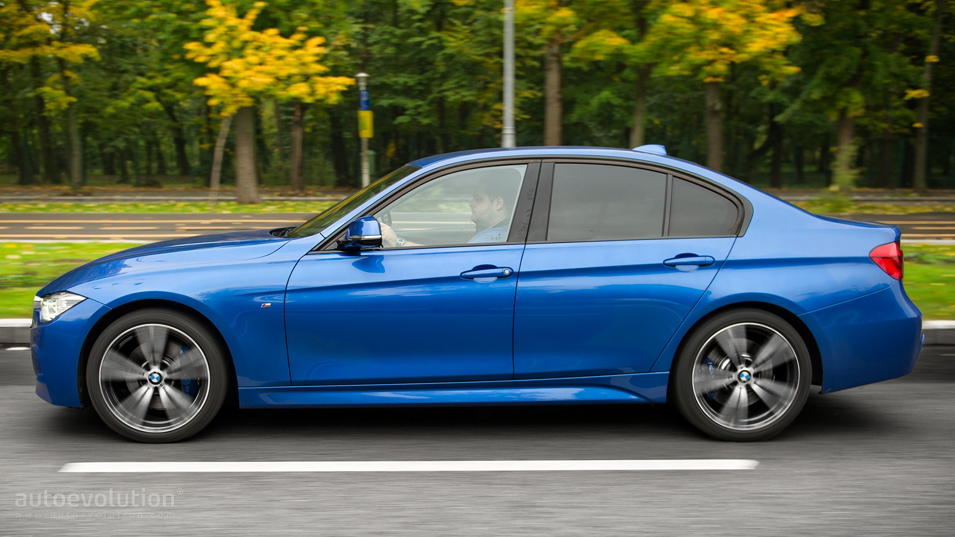 2016 BMW 320d xDrive Review - autoevolution