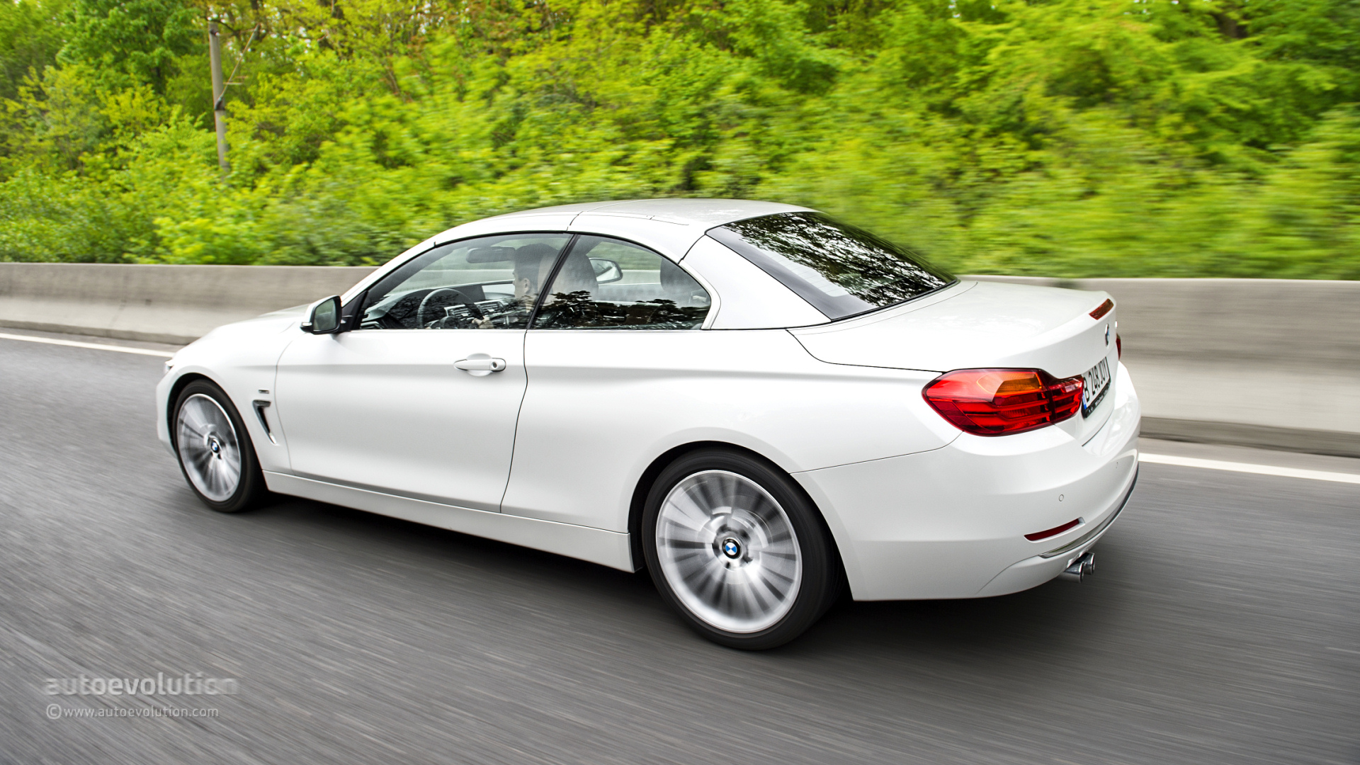 Bmw White Convertible Bmw Series Convertible Review