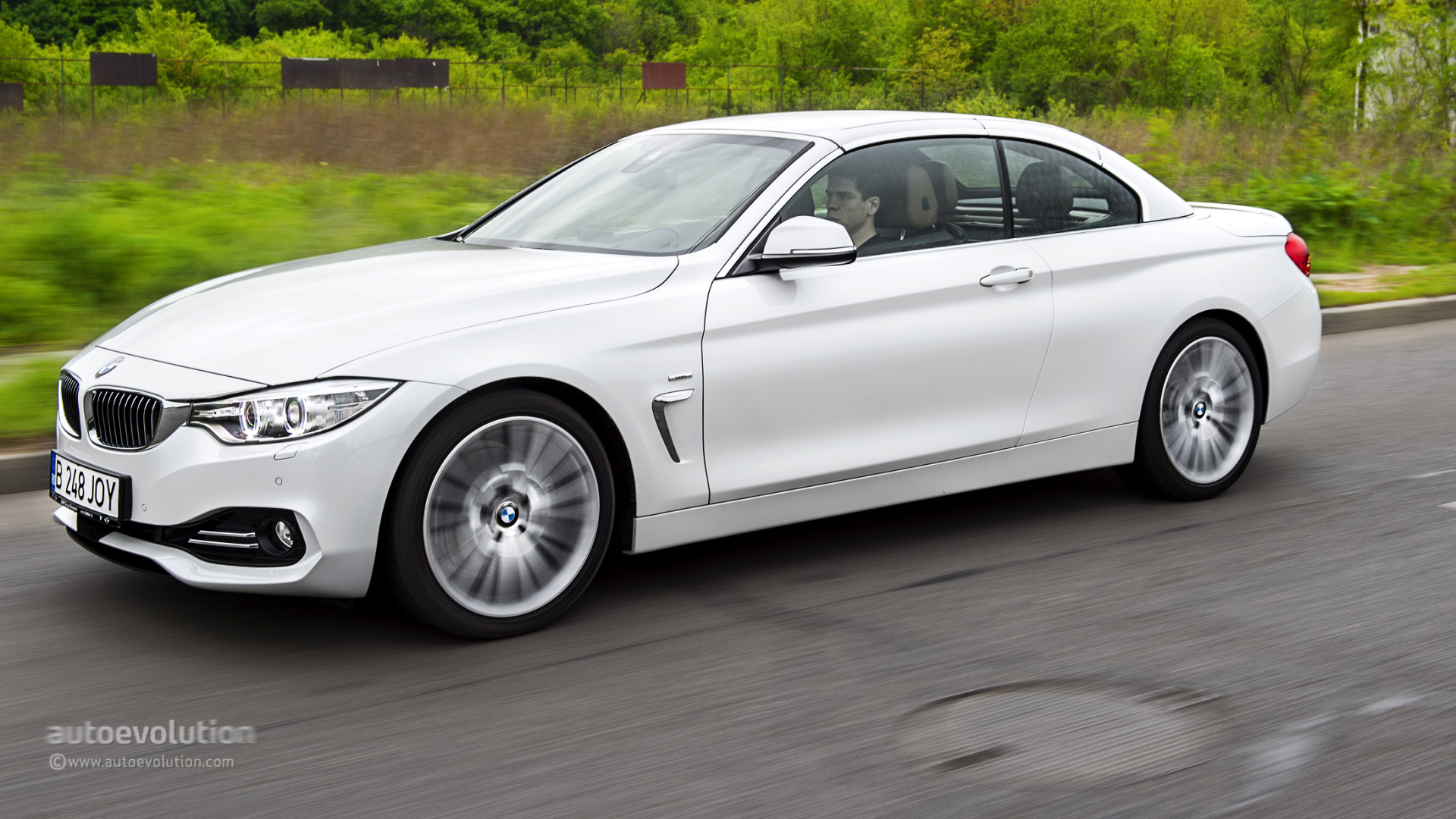 Bmw 4 Series Convertible Review Autoevolution