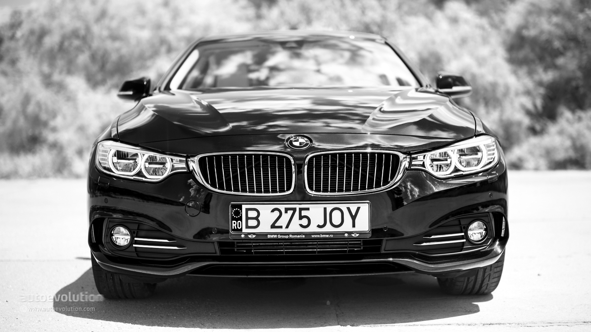bmw 4 series gran coupe review autoevolution. Black Bedroom Furniture Sets. Home Design Ideas