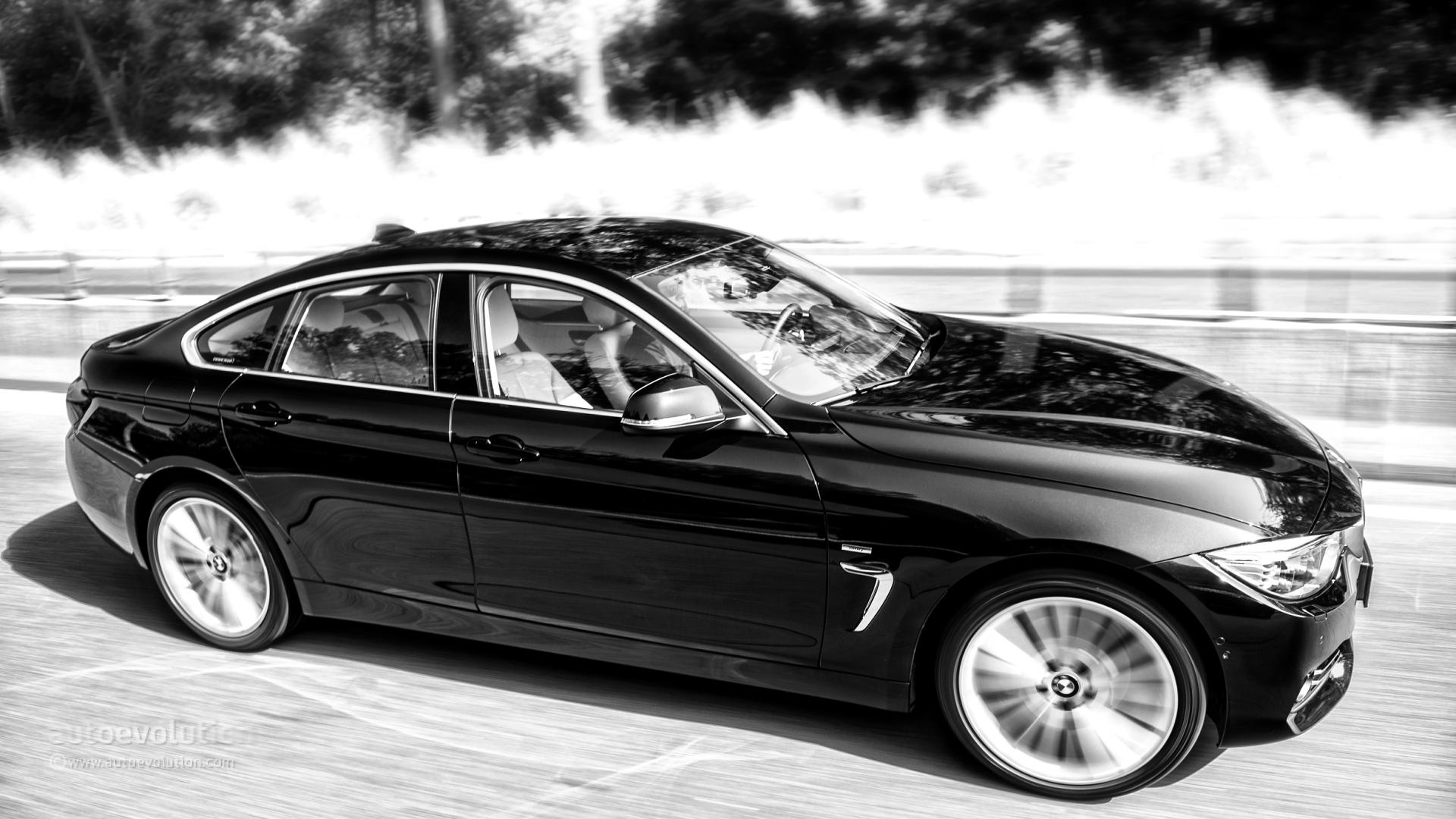 BMW Series Gran Coupe Review Autoevolution - Bmw 4 door sedan