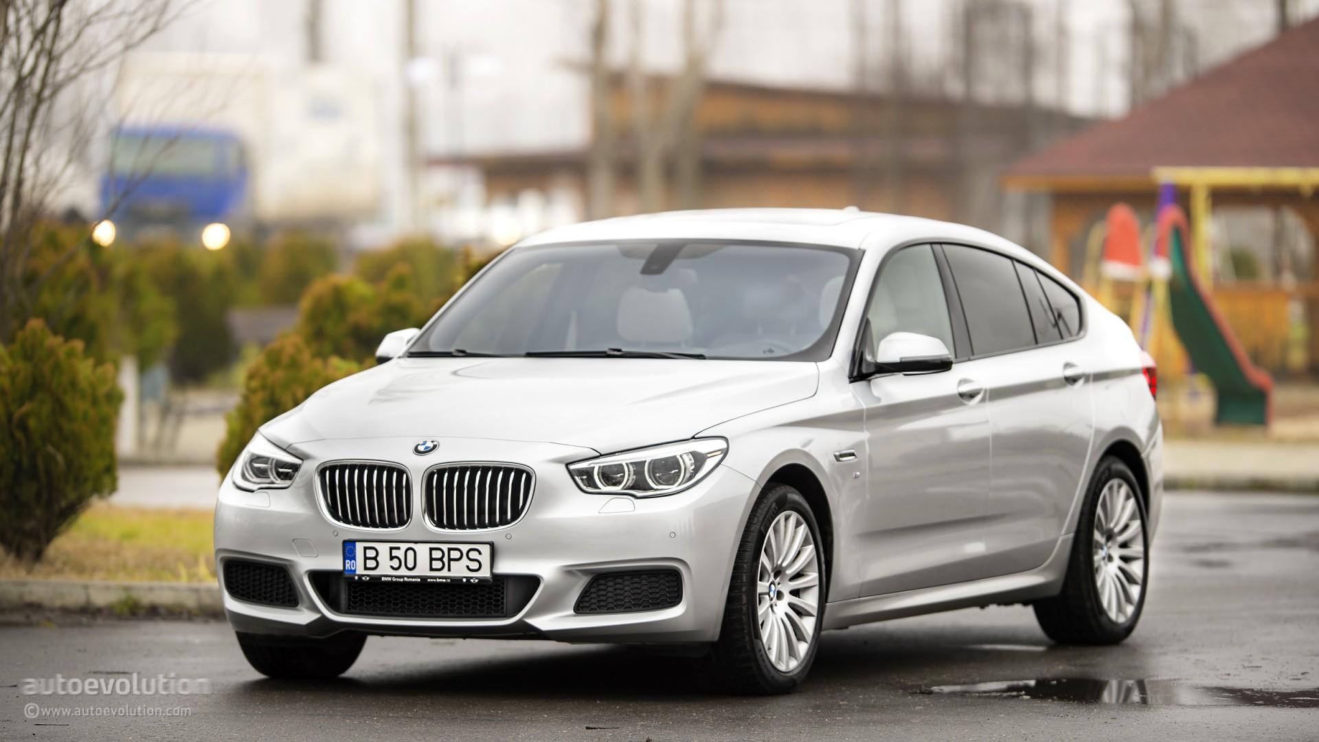 BMW Series Gran Turismo Review Autoevolution - 550 gt bmw