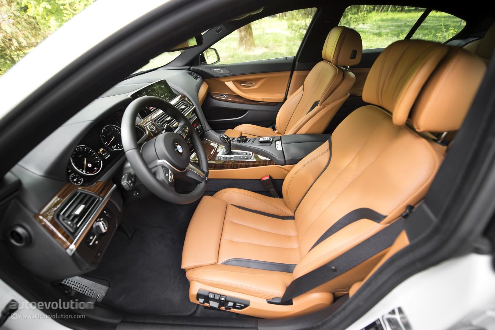 Bmw M6 Gran Coupe >> 2016 BMW 6 Series Gran Coupe Review - autoevolution