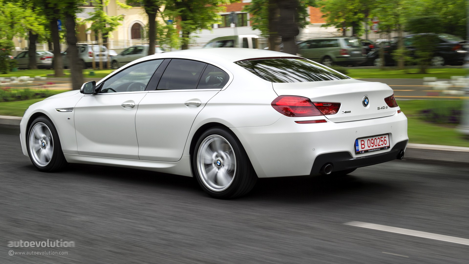 2016 BMW 6 Series Gran Coupe Review - autoevolution