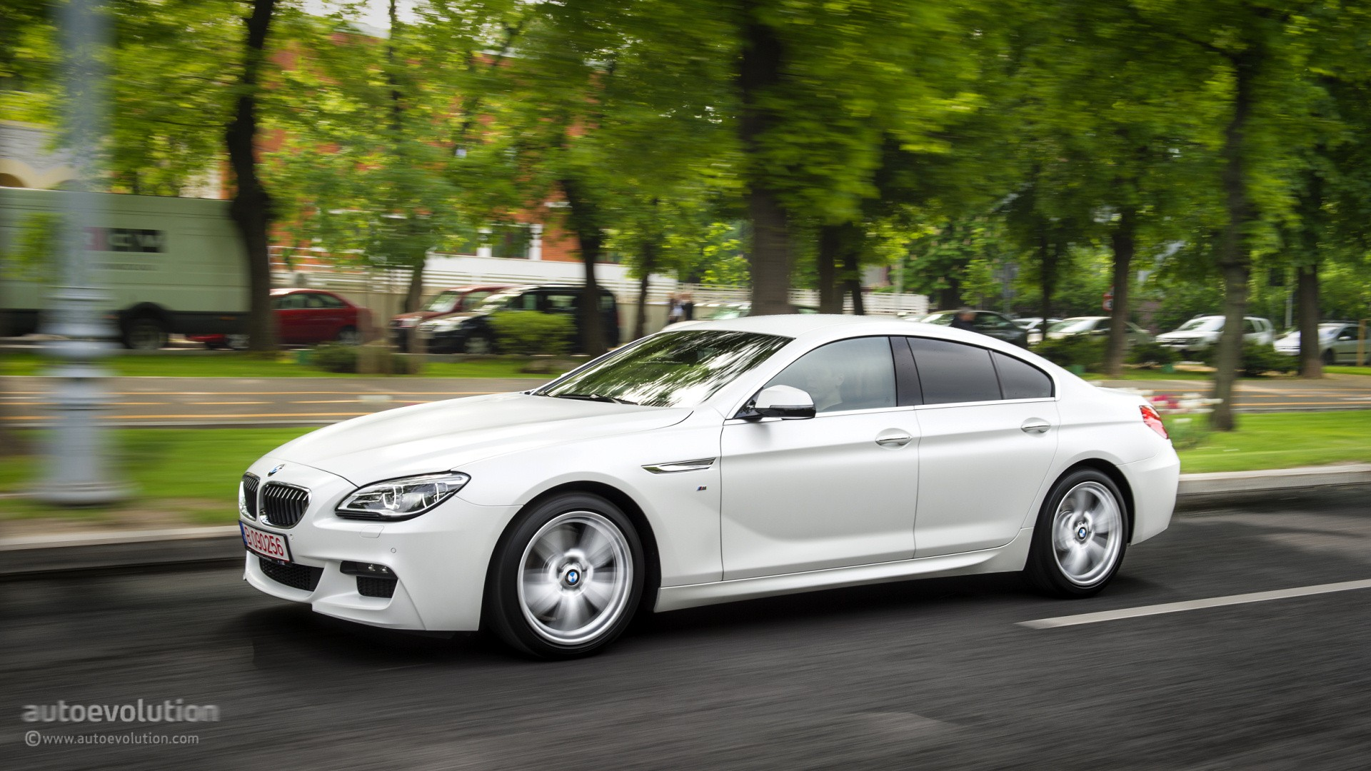 2016 BMW 6 Series Gran Coupe Review   autoevolution