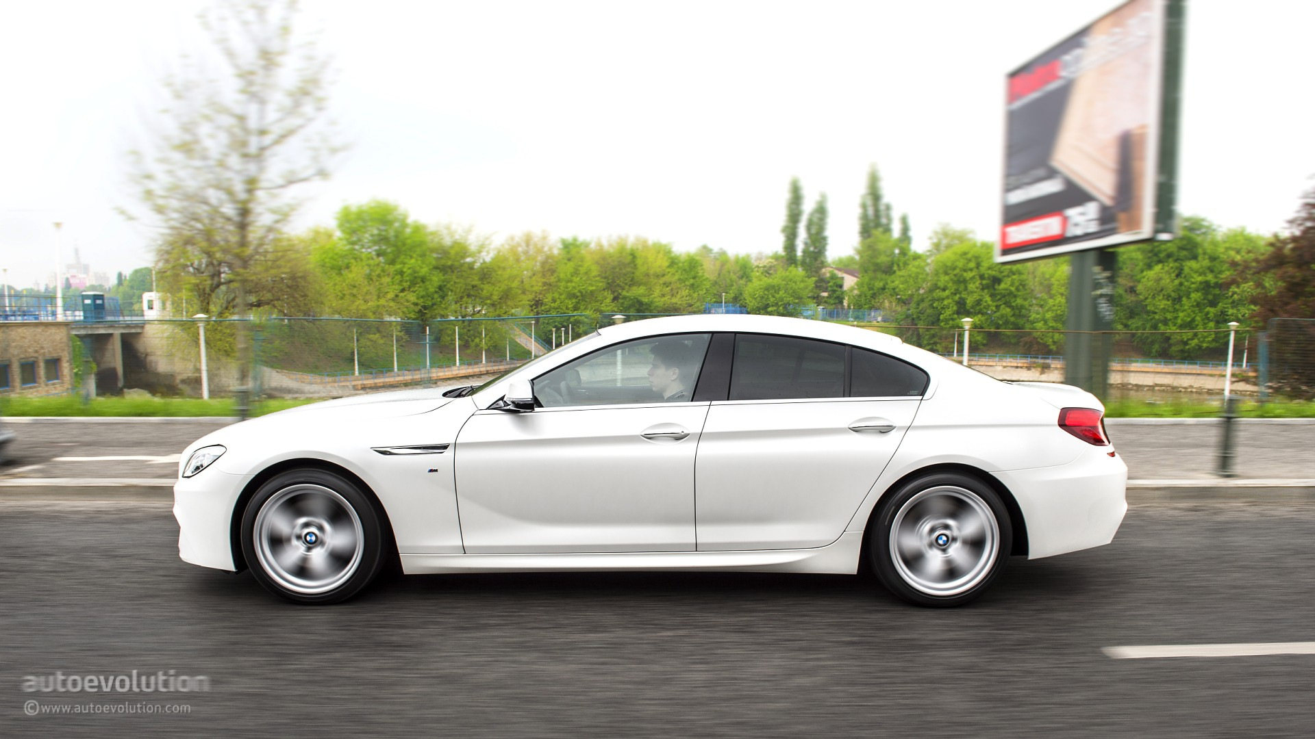 BMW Series Gran Coupe Review Autoevolution - 5 series bmw coupe