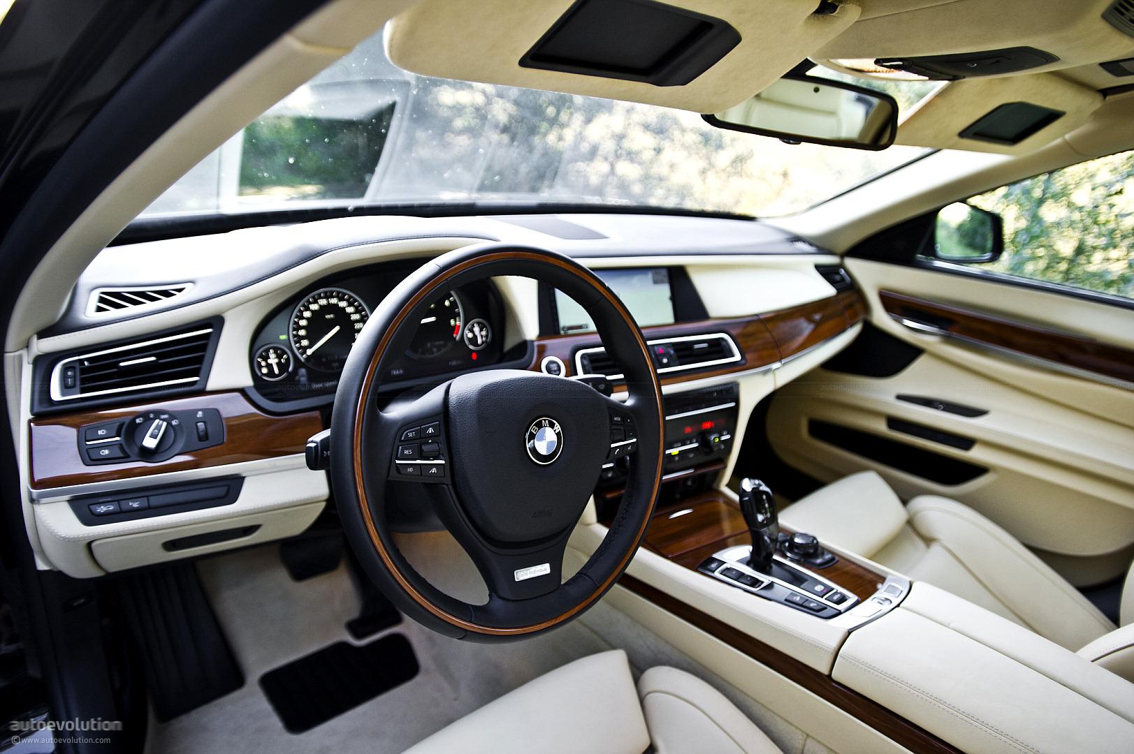BMW 740d xDrive Review  autoevolution