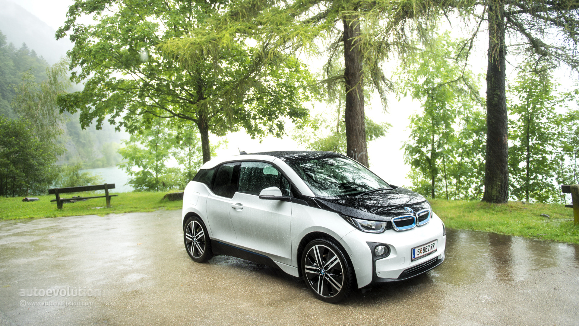 Bmw I8 Pink >> BMW i3 Review - autoevolution