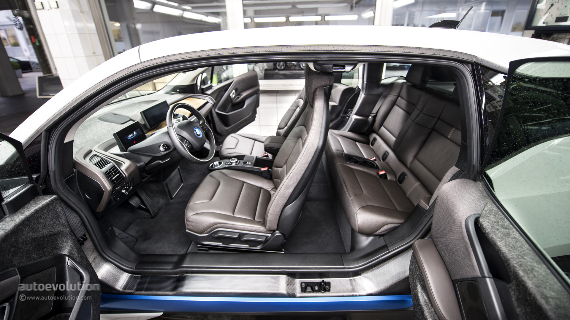 Bmw I8 Pink >> BMW i3 Review (Page 2) - autoevolution