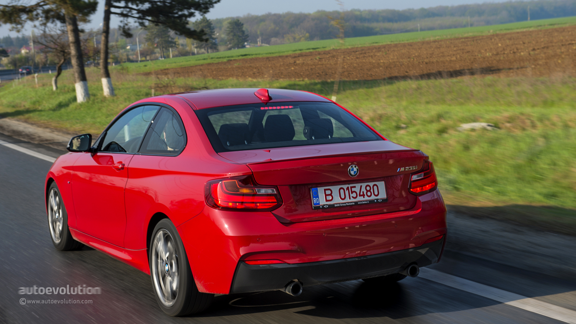 Bmw M235i Review Autoevolution