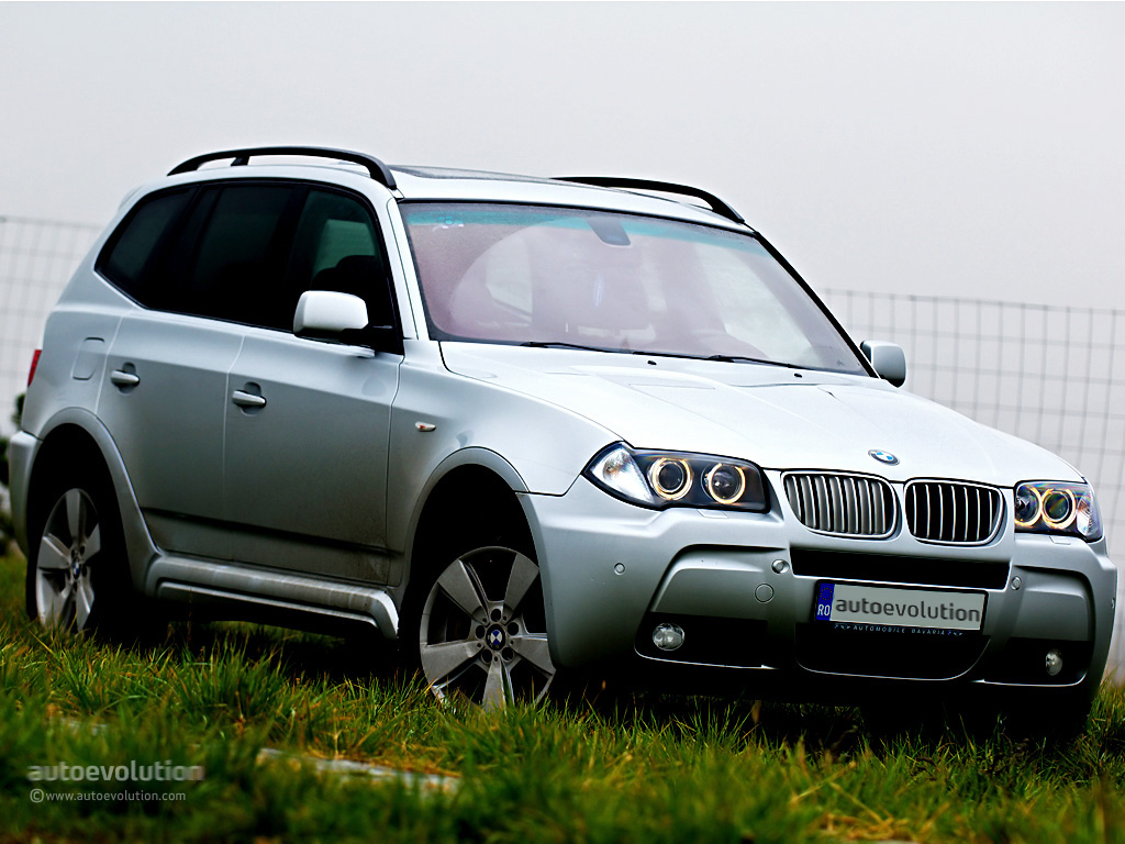 bmw x3 review autoevolution. Black Bedroom Furniture Sets. Home Design Ideas
