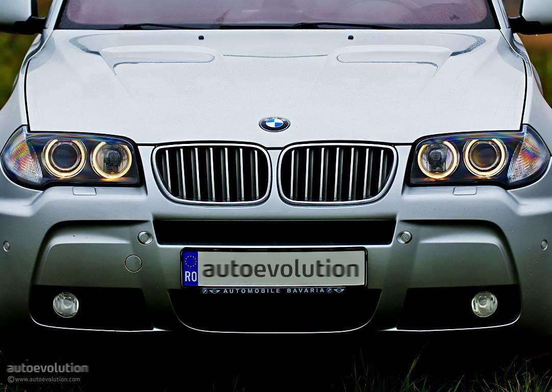 Bmw X3 30sd Review Autoevolution