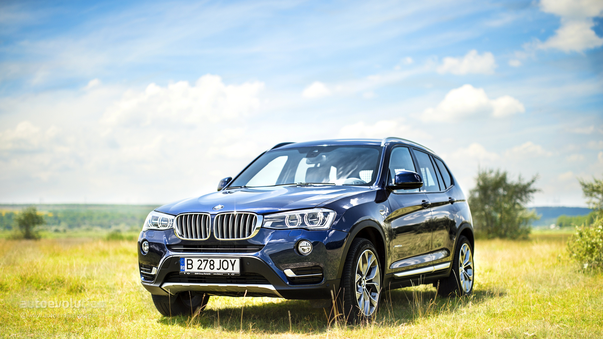 2015 bmw x3 review autoevolution. Black Bedroom Furniture Sets. Home Design Ideas