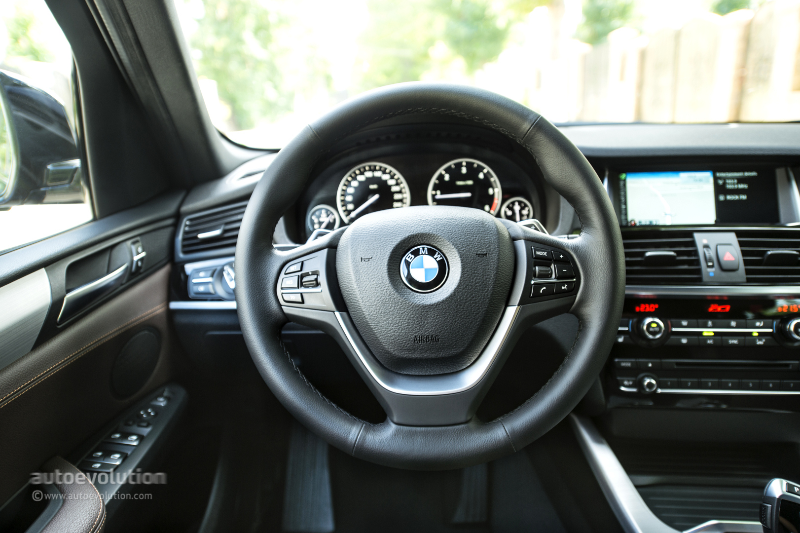 2015 BMW X3 Review - autoevolution