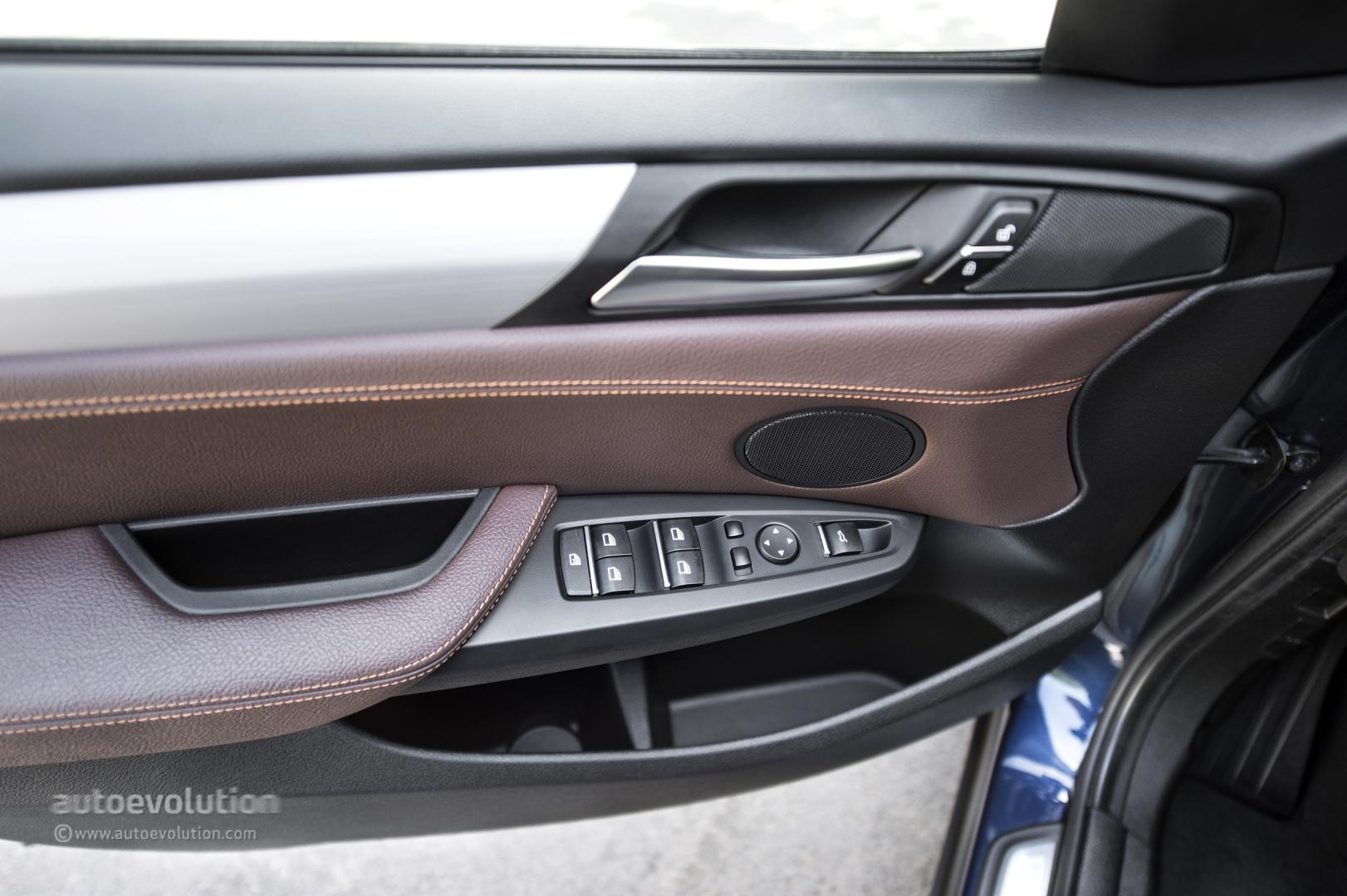 BMW bmw x3 2015 : 2015 BMW X3 Review - autoevolution