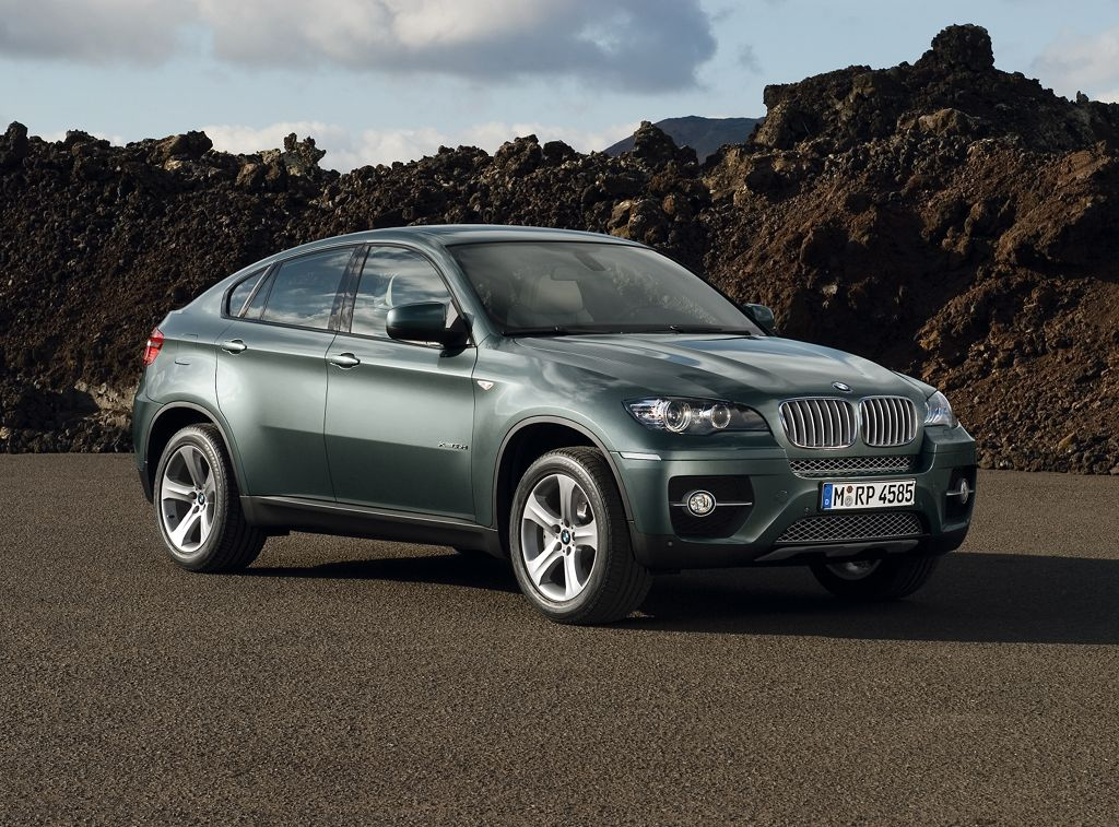Bmw X6 Activehybrid Review